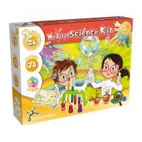 80003124_ Set de experimente Science4You, Primul Kit de stiinta