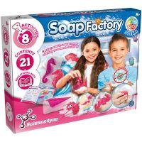 80003126_Set de experimente Science4You Fabrica de sapunuri