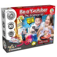 80003129_Set de experimente Science4You, Be a youtuber