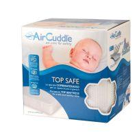 8022367700593 Protectie impermeabila antitranspiratie, Aircuddle, 3D, pentru saltea, 70 x 140 cm, Top Safe, Ts-120