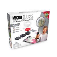 8023_Set Microscop 3 in 1, Eastcolight Micro-Blocks