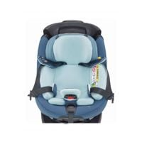 Scaun auto I-Size Maxi-Cosi AxissFix Plus Frequency Blue, 45 - 105 cm, Albastru