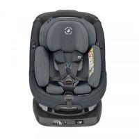Scaun auto I-Size Maxi-Cosi AxissFix Plus Authentic Graphite, 45 - 105 cm, Gri inchis