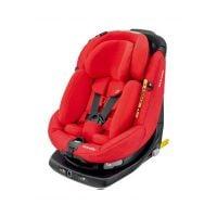 Scaun auto I-Size Maxi-Cosi AxissFix Plus Nomad Red, 45 - 105 cm, Rosu