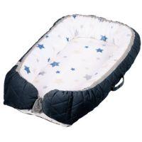 Baby Nest Klups, Albastru Marin, V105