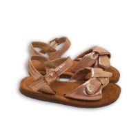 80906266 Sandale cu funda si inchidere cu catarama, Minoti Shoe