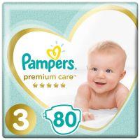81378985_001w Scutece Pampers Premium Care, Nr 3, 6 - 10 kg, 80 buc