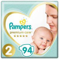 81689707_001w Scutece Pampers Premium Care, Nr 2, 4 - 8 kg, 94 buc