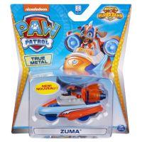 6054830_009w Masinuta cu figurina Paw Patrol True Metal, Zuma 20127218