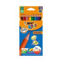82902910_001w Set creioane colorate Evolution Bic, P12
