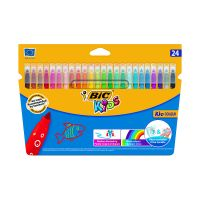 841800_001w Set markere colorate ultralavabile Couleur Bic, P24