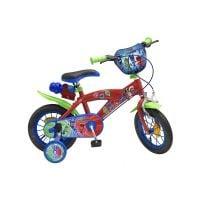 TOIM1203 - Bicicleta copii Pj Masks - 12 inch