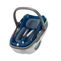 Scaun auto I-Size Maxi-Cosi Coral Essential Blue, 40 - 75 cm, Albastru