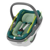 8559193110_Cos auto Maxi-Cosi i-Size Coral 360 Neo Green, 40-75 cm, Verde