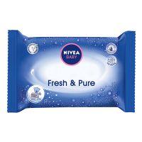 86247_001w Servetelele umede Nivea Baby, Fresh-Pure
