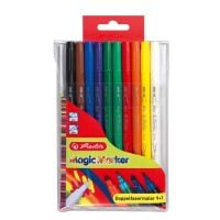 8651408_001w Set carioci duble Herlitz Magic, 10 buc