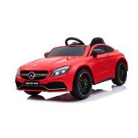 8680001R-RED_001w Masinuta electrica cu telecomanda Mercedes Benz C63, Rosu