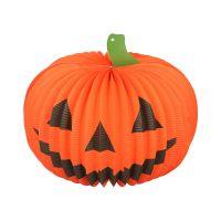 871125215507_001w Decoratiune luminoasa dovleac halloween Edco, 35 cm