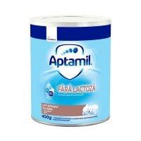 21806_001 Lapte praf de inceput Aptamil fara lactoza, 400 g