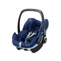 Scaun auto I-Size Maxi-Cosi Pebble Pro Essential Blue, 45 - 75 cm, Albastru