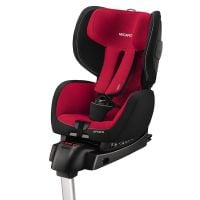 88007230050_001w Scaun auto cu Isofix Optiafix Recaro Racing Red