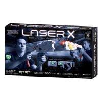 88042_001w Set Blaster Laser X Morph Double