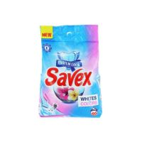 REDIS189_001w Detergent automat Savex, White Colors, 6Kg