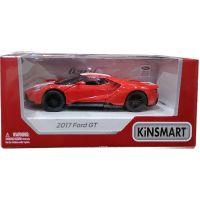 900475_005w Masinuta din metal Kinsmart, Ford GT 2017, Rosu