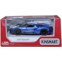 900475_006w Masinuta din metal Kinsmart, Ford GT 2017, Albastru