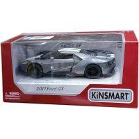 900475_007w Masinuta din metal Kinsmart, Ford GT 2017, Gri