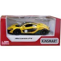 900475_013w Masinuta din metal Kinsmart, McLaren P1, Galben