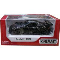 900475_016w Masinuta din metal Kinsmart, Porsche 911 GT2 RS, Negru