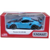 900475_017w Masinuta din metal Kinsmart, Porsche 911 GT2 RS, Albastru