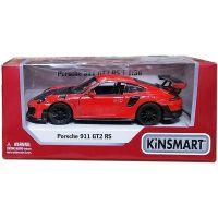 900475_018w Masinuta din metal Kinsmart, Porsche 911 GT2 RS, Rosu