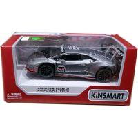 900475_020w Masinuta din metal Kinsmart, Lamborghini Huracan, Gri
