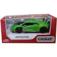 900475_022w Masinuta din metal Kinsmart, Lamborghini Huracan, Verde