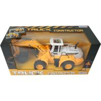 911389_002w Masinuta de constructie Kinsmart, Excavator, 30 cm