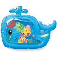 930-206685-10_001w Saltea cu apa, pentru bebelusi, B Kids, balena albastra 0773554066852