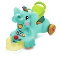 930-217023-00_001w Masinuta fara pedale pentru copii, B Kids, elefant 3 in 1