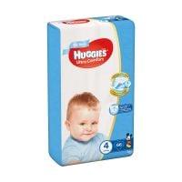 9402495_001w Scutece Huggies Mega Comfort Boys, Nr 4, 8 - 14 Kg, 66 buc