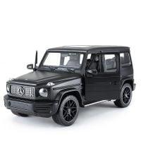 95700 Negru Masinuta cu telecomanda Rastar Mercedes-Benz G63 AMG, Negru, 1:14