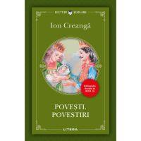 Povesti, povestiri, Ion Creanga, Editie noua