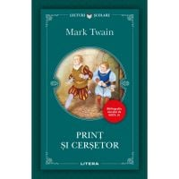Print si cersetor, Mark Twain, Editie noua