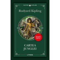 Cartea Junglei, Rudyard Kipling, Editie noua