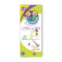 9786066831598_001w Carte Editura DPH, Micul Imbatabil, Literele de mana