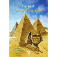 9786068780900_001w Carte Editura Pandora M, Ce sunt Marile Piramide Thomas Hoobler