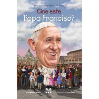 9786069781074_001w Carte Editura Pandora M, Cine este Papa Francisc Stephanie Spinner