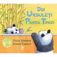 9786069781159_001w Carte Editura Pandora M, Doi ursuleti panda timizi, Julia Jarman