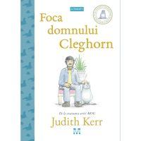 9786069781197_001w Carte Editura Pandora M, Foca domnului Cleghorn, Judith Kerr