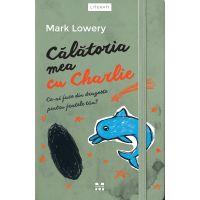 9786069781395_001w Carte Editura Pandora M, Calatoria mea cu Charlie, Mark Lowery